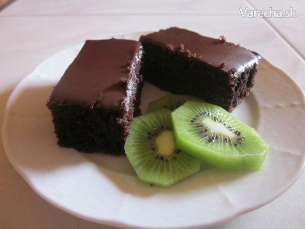 Jedoduchy/rychlovka . Výborný čokoládový koláč bez vajec