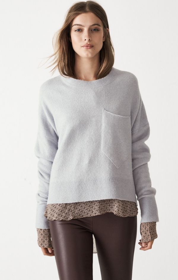 Atherton Knit model 0