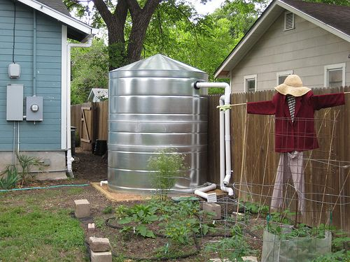 25 Best Ideas About Rainwater Collection Tanks On