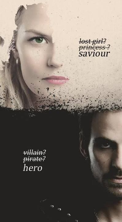 Savior & Hero #Captainswan