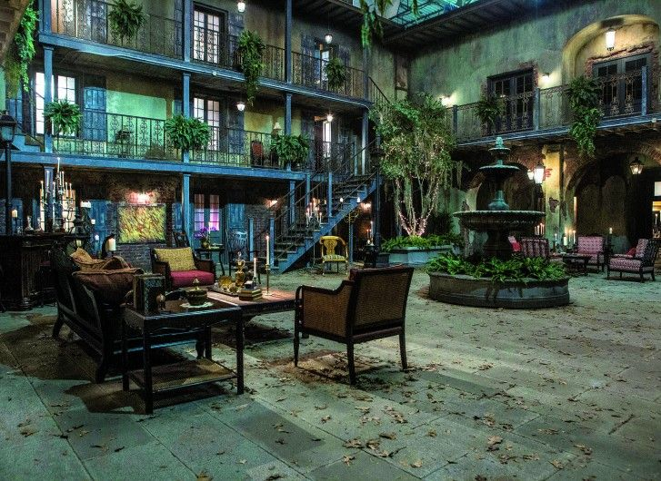 Tour The Originals' Moody New Orleans Mansion (PHOTOS) | TV Insider