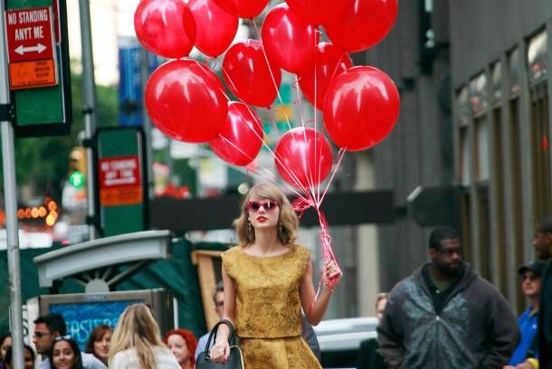 The Taylor Swift New York City Walking Tour -- Vulture
