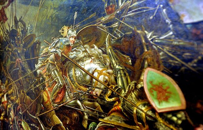 king billy and the battle of boyne