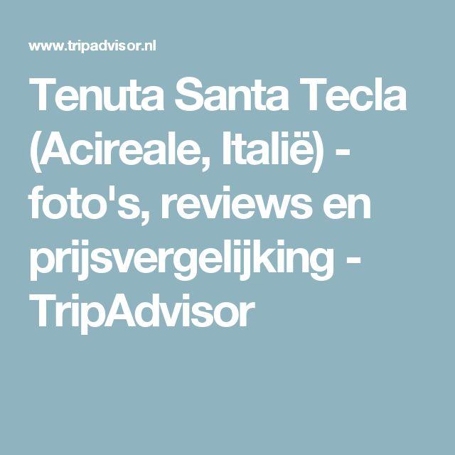 Tenuta Santa Tecla (Acireale, Italië) - foto's, reviews en prijsvergelijking - TripAdvisor