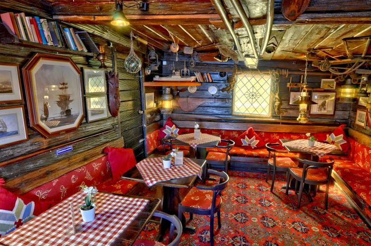 The Red Boat hostel in Stockholm