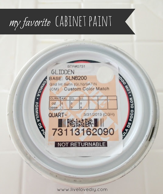 Best White Paint For Kitchen Cabinets Behr: My Favorite Paint For Cabinetry Is Called Silky White. Its