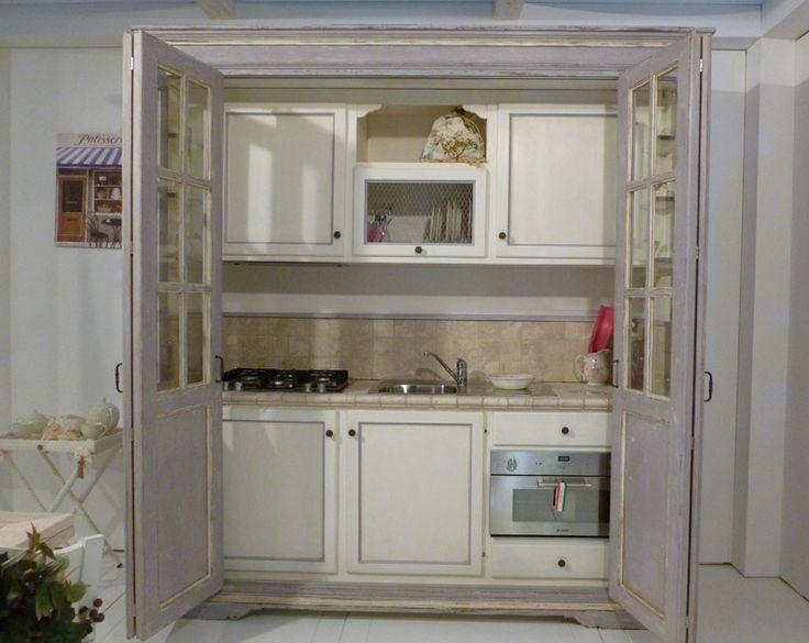 Oltre 25 fantastiche idee su Armadio per cucina su Pinterest ...