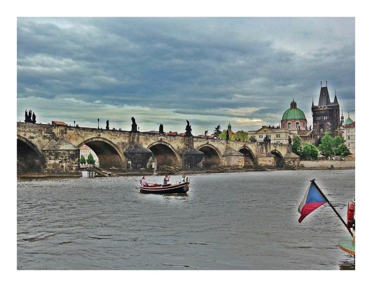 Charles Bridge Praha