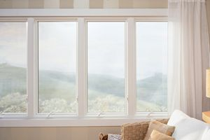 Renewal by Andersen Windows -  Casement windows are a breeze to clean and easy to operate. Perfect for kitchens and sunrooms, just crank your casement windows out to let fresh air in. Enjoy the clean, contemporary look Renewal by Andersen replacement casement windows add to your home.