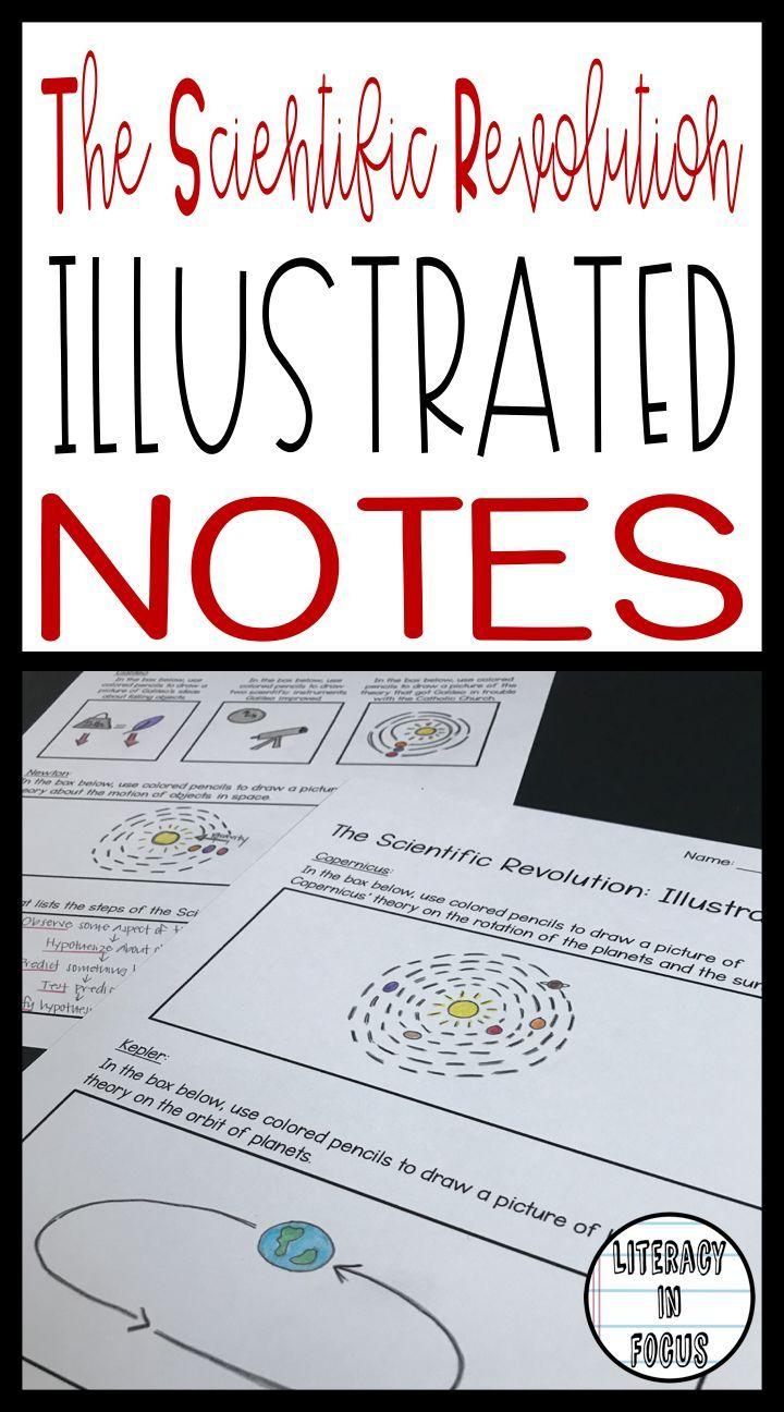 Scientific Revolution Worksheets | 7th Grade | Scientific ...