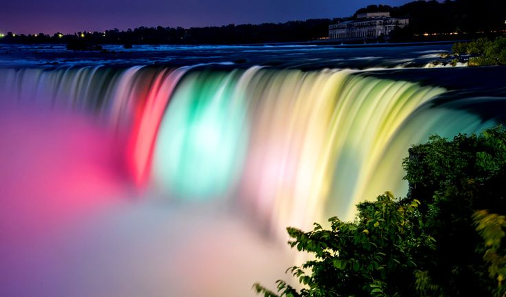 And so what You have seen if you haven't yet seen the Niagara Falls ! it feels like the water is calling me everytime.