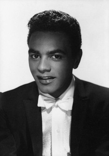 Johnny Mathis - my all time favorite voice.