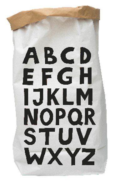 Paper Bag ABC