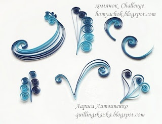 How to quill different paper curls (images + insructions in Russian)