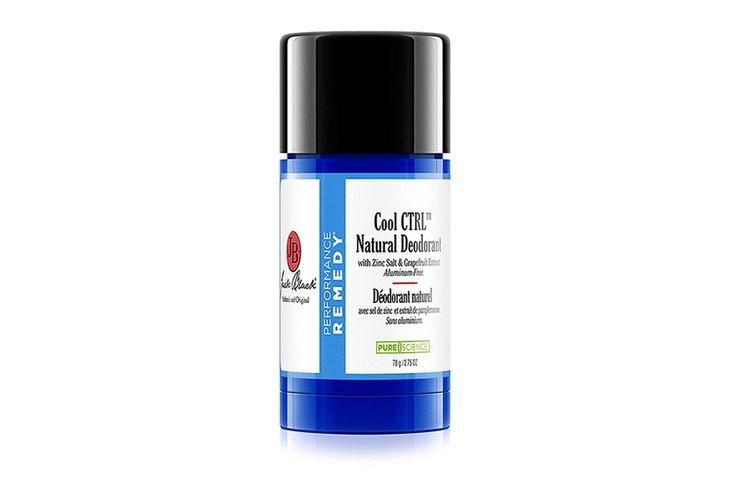 """Con """"Cool CTRL Natural Deodorant by Jack Black"""", desodorante sin alcohol ni aluminio ni parabenos, tome el control con este producto 99% natural y probado clínicamente con tecnología de bloqueo de olores, enriquecido con extractos botánicos. Ayuda a proteger contra las bacterias que causan olores mientras que proporciona un aroma fresco y agradable. #antitranspirante #axilas #orgánico #natural #cuidadohombres #jackblack #johnscarestore #mengrooming"""