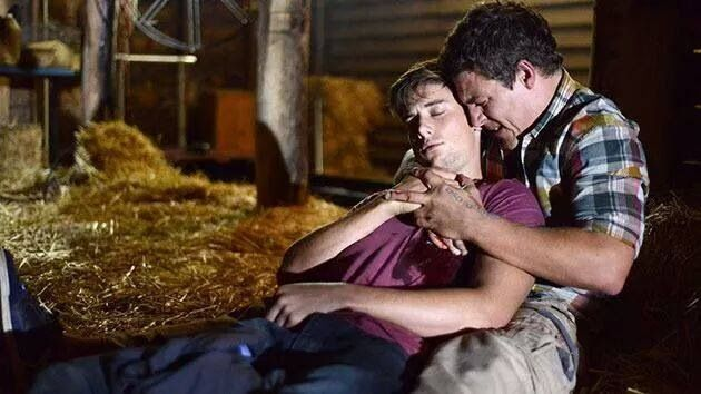 Home and away I cried so much and still do!! Casey's death