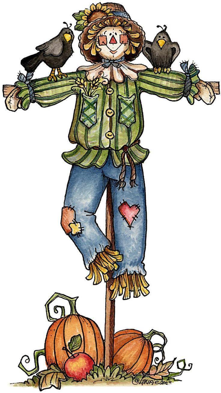 31 best clip art my style scarecrows images on pinterest rh pinterest com
