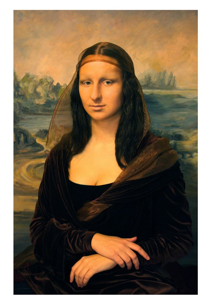 Mona Lisa [Isabel Eeles] (Gioconda / Mona Lisa)