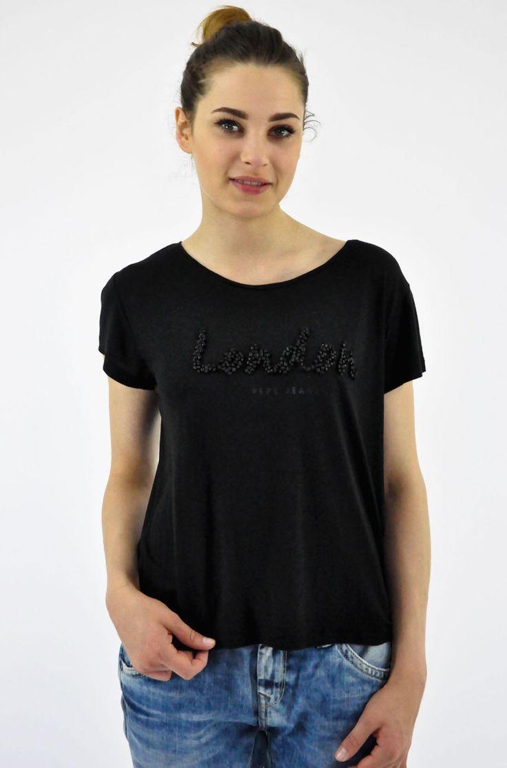 T-shirt damskie Pepe Jeans Lourdes