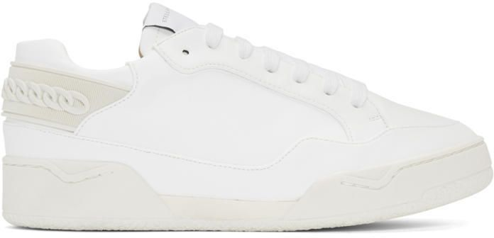 Stella McCartney White Cord Sneakers