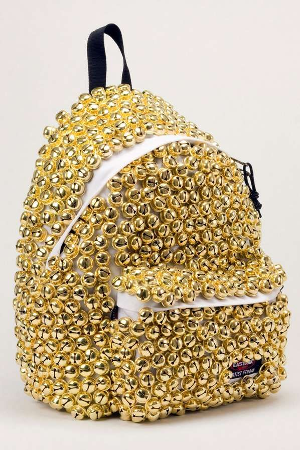 These Designers Against Aids 2012 Eastpak Bags are Quirky and Bold