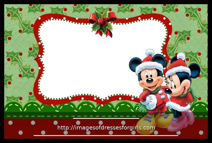 Tarjetas navidenas para ninas vestidos para ni as for Tarjetas de navidad para ninos pequenos