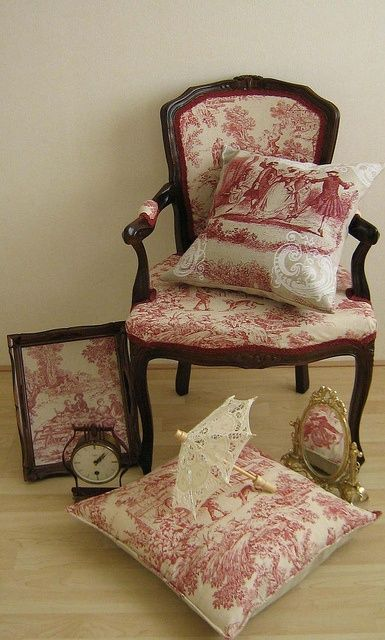 toile home accessories