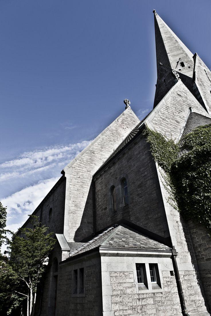 Vålerenga Church, Oslo, Norway