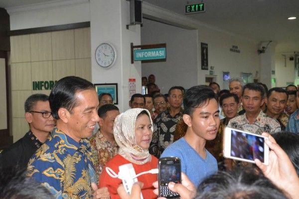 Arti Nama Unik Cucu Pertama Presiden Joko Widodo