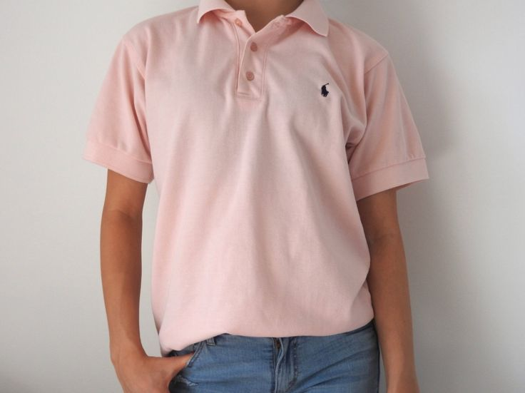 Ralph Lauren Polo Shirt ON SALE! Only $39.99 regularly $85.00. On my Etsy shop https://www.etsy.com/ca/listing/560015313/ralph-lauren-polo-shirt-light-pink-ralph