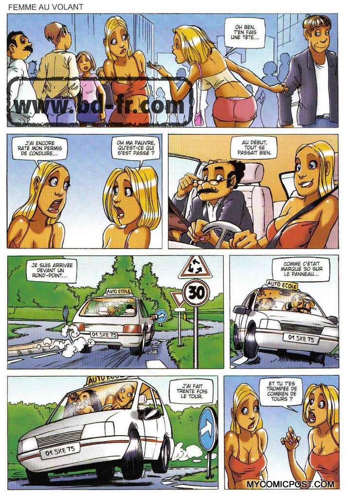 Bande dessinée : Le téléphone pleure