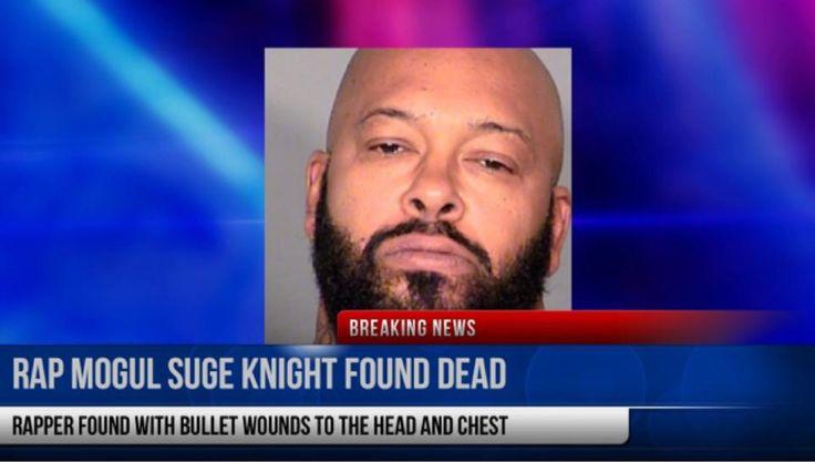 Suge Knight dead