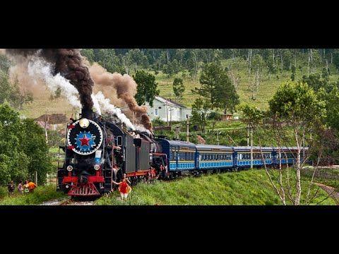 Największe Koleje Świata - Trans-Siberian Railway