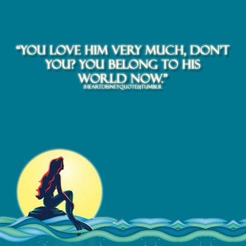 I ❤ Disney Quotes: Disney Quotes, Movie Quote, Mermaids Quotes, Little Mermaid Quotes, Thelittlemermaid, Mermaids Tail, Senior Quotes, The Little Mermaids, Disney Movie