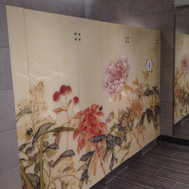 Bathroom Partitions Paint 17 best bathroom images on pinterest | bathroom stall, stalls and