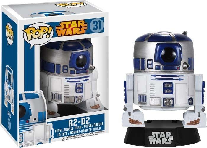 Pop! Vinyl Star Wars - R2-D2 #31