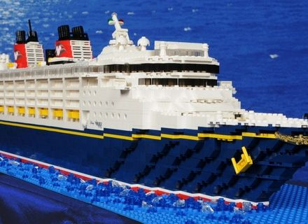 Lego Disney Wonder Cruise Ship Please support on Lego Ideas! https://ideas.lego.com/projects/128153 Disney Wonder Dream Fantasy Magic Cruise Ship