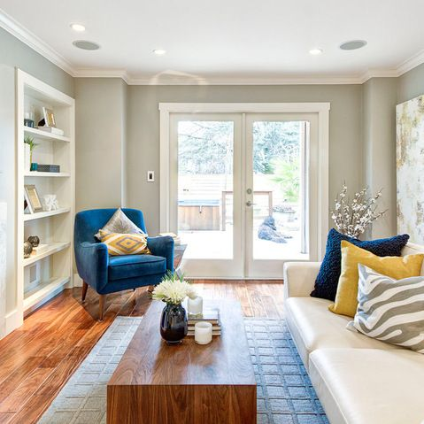 Small Family Room Remodel
