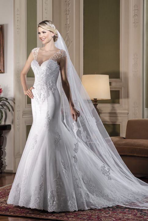 Vestido de Noiva Bromélia 09