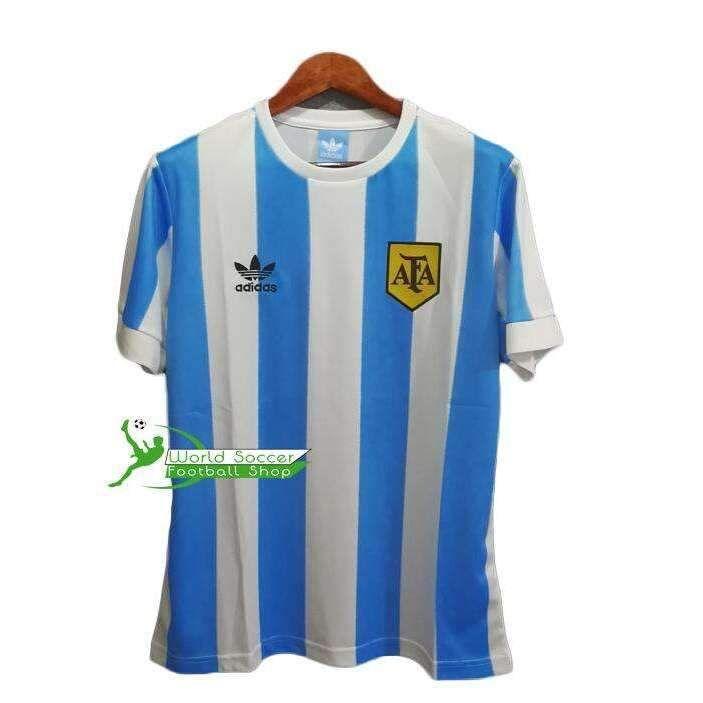 adidas Soccer Replica Jacket: adidas Argentina Stadium