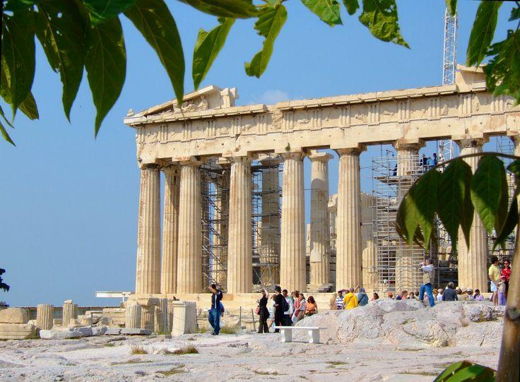 Athen Parthenon #griechenland #kultur #studienreisen