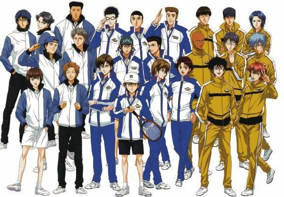 Hyotei Seigaku Rikkai Dai Prince of tennis
