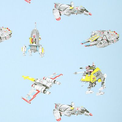 LEGO – Blocks 2 - Bomuld - lyseblå