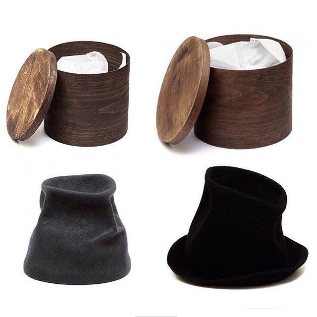 Специально для шляп Your Hat Number мы заказываем изготовление деревянных…