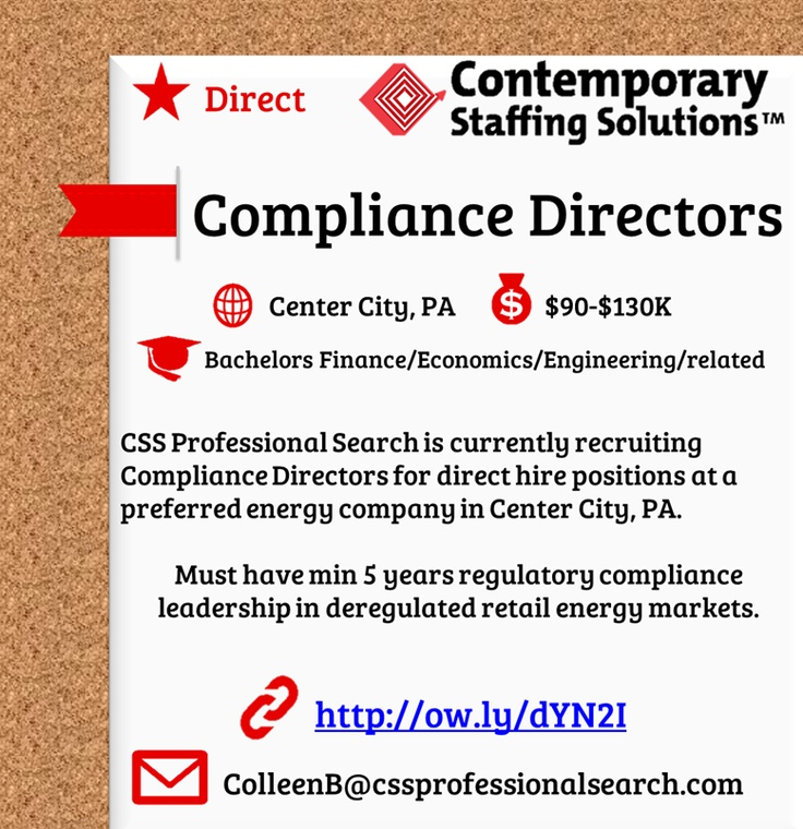 22 best CSS Pro Search Job Board images on Pinterest Board - regulatory compliance officer sample resume