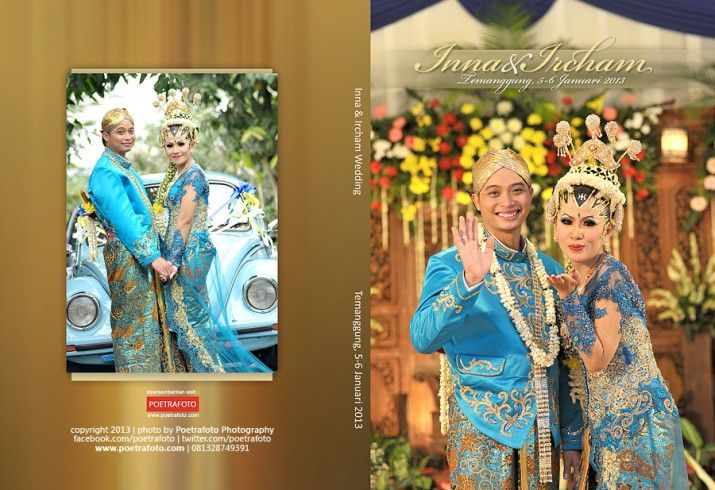 Cover Album Foto Pernikahan by #Poetrafoto Photography | Fotografer Perkawinan Wedding Photographer Indonesia, http://wedding.poetrafoto.com/album-foto-pernikahan-wedding-photographer-jogja_442