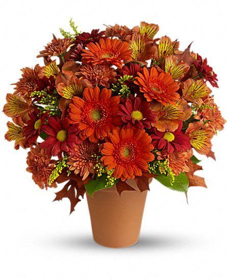 Best fall flower arrangements images on pinterest