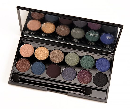 Sleek Makeup Arabian Nights i-Divine Eyeshadow Palette Review, Photos, Swatches - Temptalia