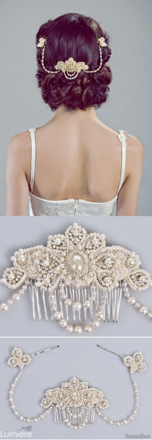 Vintage wedding jewelry 2017 trends and ideas (131)