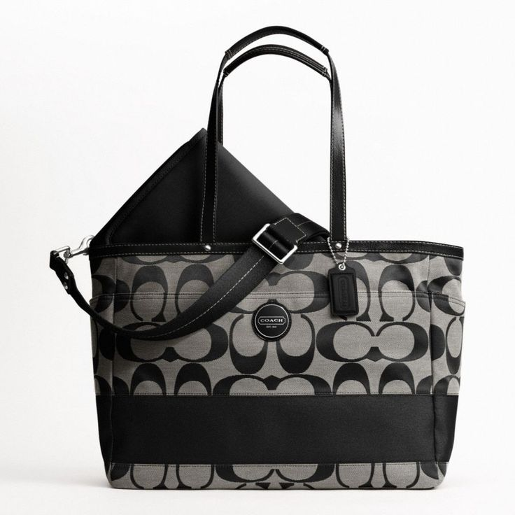 Coach baby bag, I can't wait to use mine :)